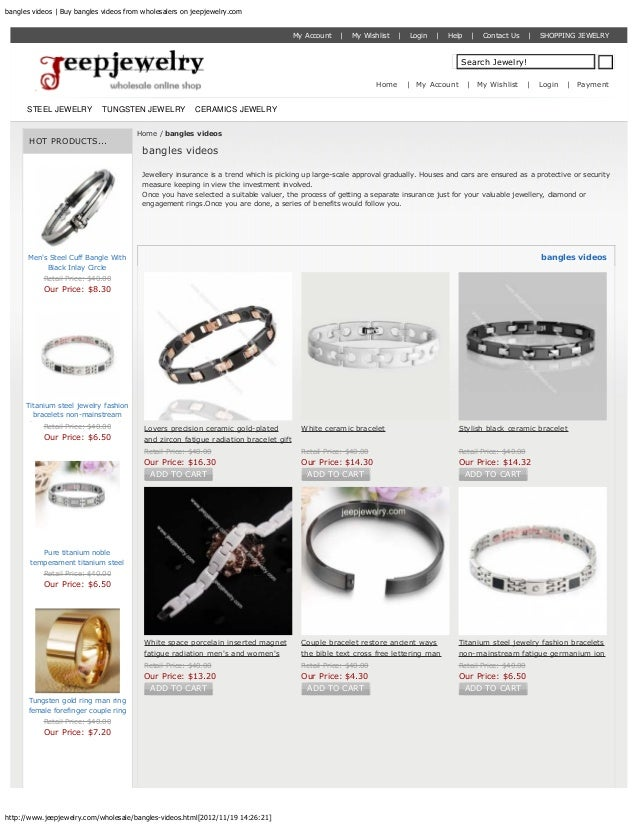 bangles videos | Buy bangles videos from wholesalers on jeepjewelry.com                                                   ...