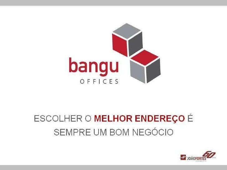 Bangu Offices - Vendas  (21) 3021-0040 - ImobiliariadoRio.com.br