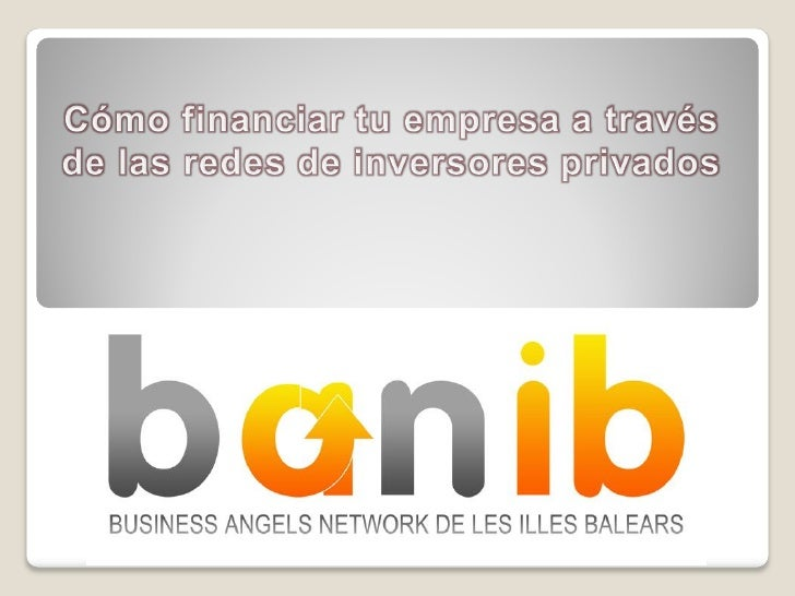 Banib, Red de Business Angels de la Islas Baleares