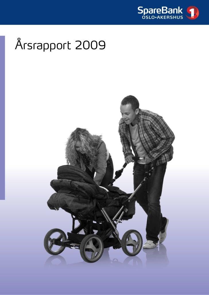 Årsrapport 2009
