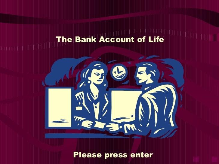 Bank acc