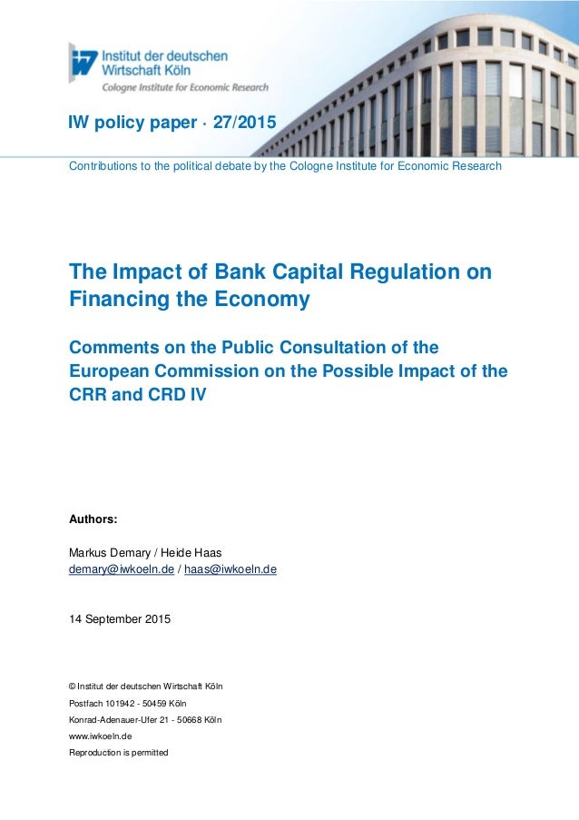 The Banking System: Commercial Banking - How Banks Are Regulated