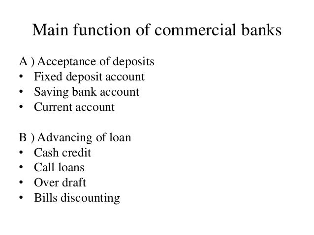 bank deposit essay Federal deposit insurance corporation and the inherited role of moral hazard the banking system is important in the economy of a country the most critical aspect of the banking system is the presence of public confidence.