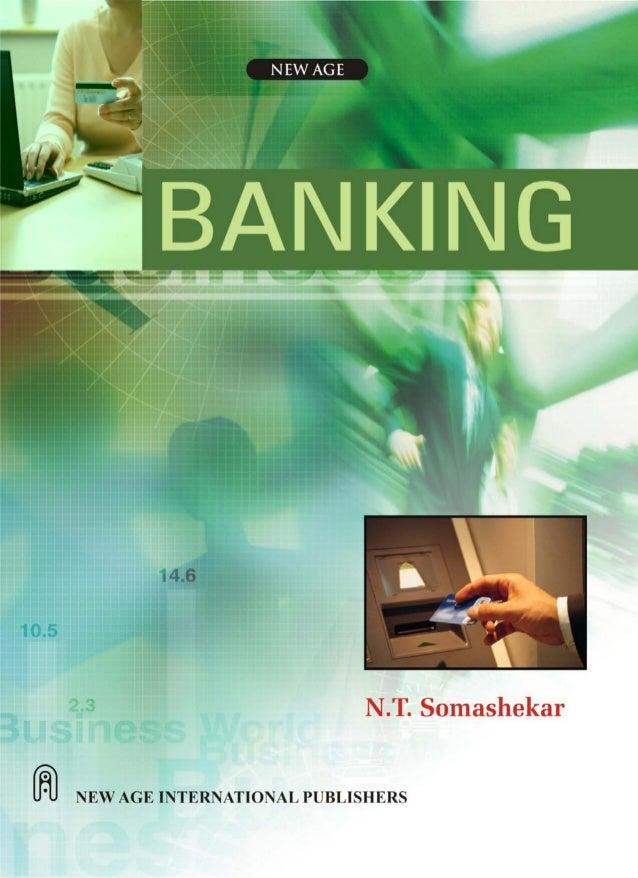 Banking by Somasekhar