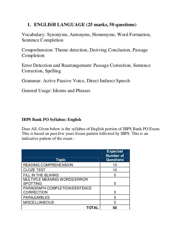 essay letter writing bank po exam Topics for sbi po descriptive test letter writing, essay writing – essays in bank exams generallylook at a macro picture in terms of banking and the.