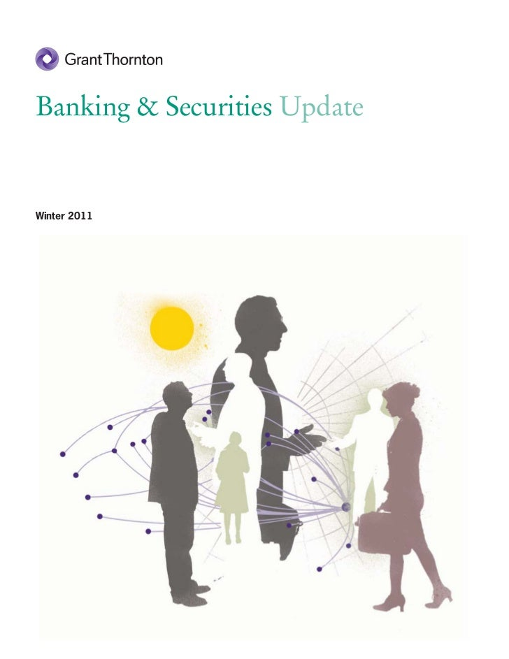 Banking & Securities UpdateWinter 2011