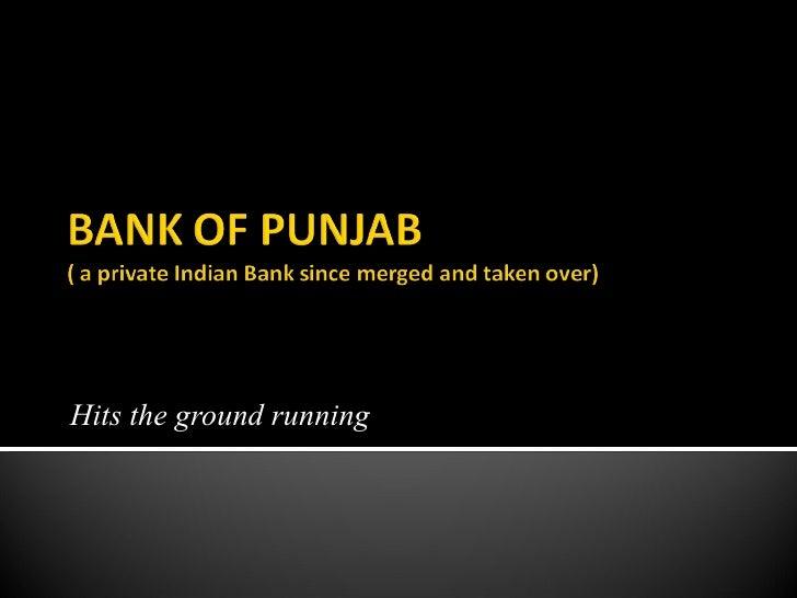 Bank Of Punjab    PR Case Study