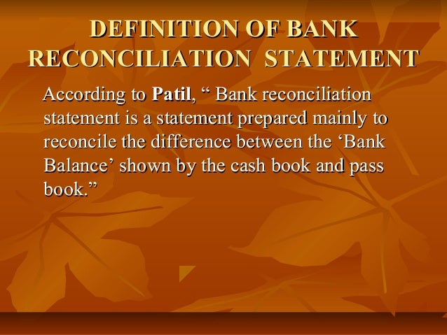 difference between cash book pass May cause the difference between cash book and pass book balance 3 amount directly deposited in the bank account shown by the cash book, bank reconciliation statement is prepared after identifying the reasons of difference.