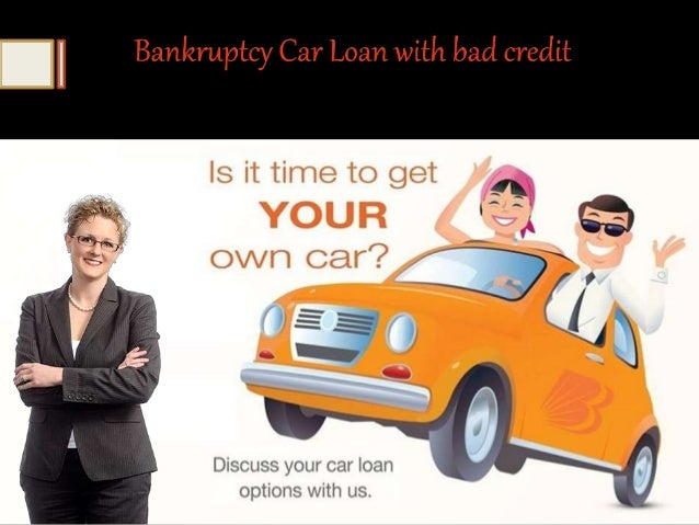 Does Chapter  Discharge Car Loans