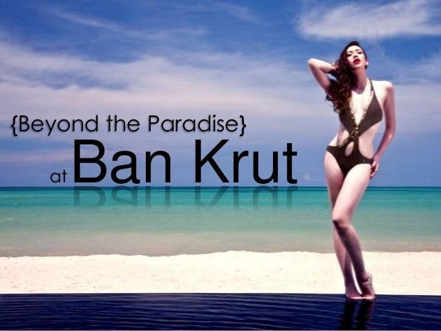 Ban krut presentation