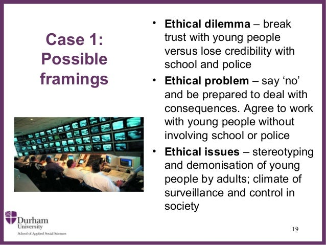 ethical dilemmas in healthcare