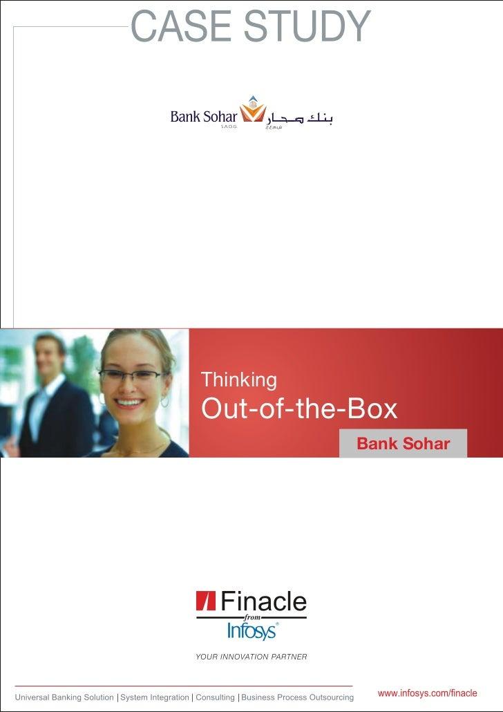 ThinkingOut-of-the-Box           Bank Sohar