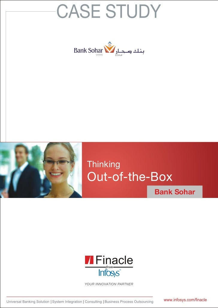 Thinking Out-of-the-Box: A Case Study of Bank of Sohar