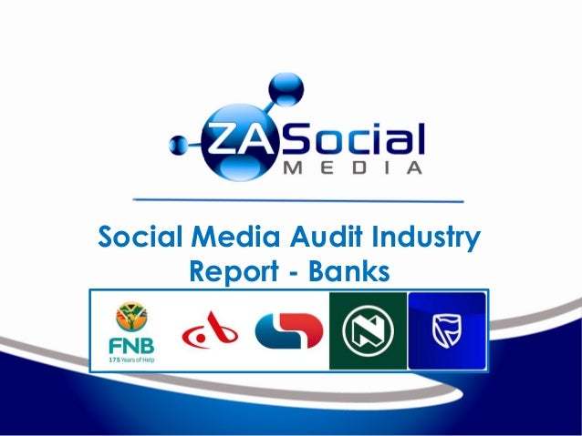 South African Social Media Banking Industry Report