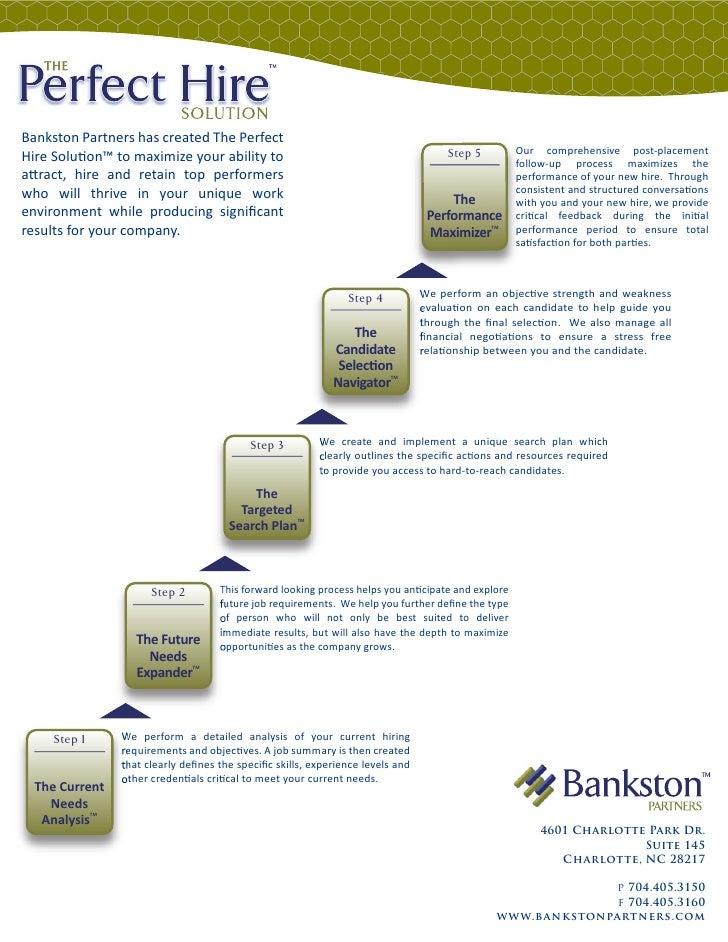 Bankston Perfect Hire Pages