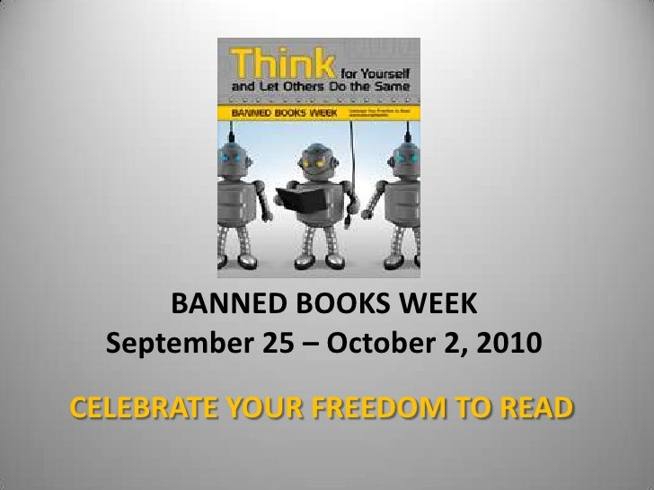 NCompass Live: Banned Books Week: Celebrate the Freedom to Read!