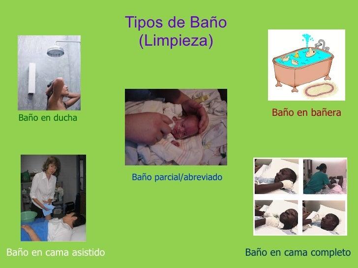 Baño En Ducha Asistido:tipos de baño limpieza ul ul li baño en ducha