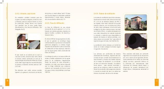 Inodoro Para Baño Seco:Banos ecologicos secos_manual_de_construccion