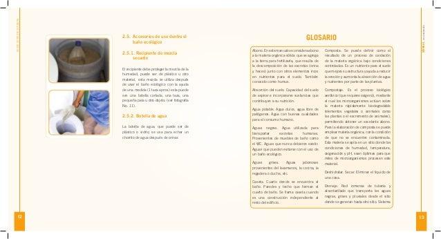Baño Infantil La Pala:Banos ecologicos secos_manual_de_construccion
