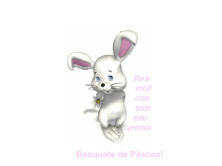 Banquete de Páscoa!