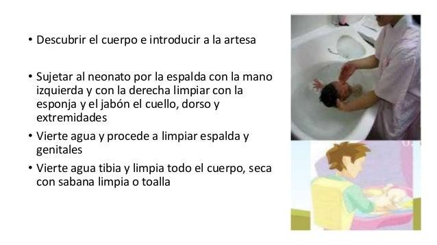 Baño General Del Paciente En Regadera:Recomendado