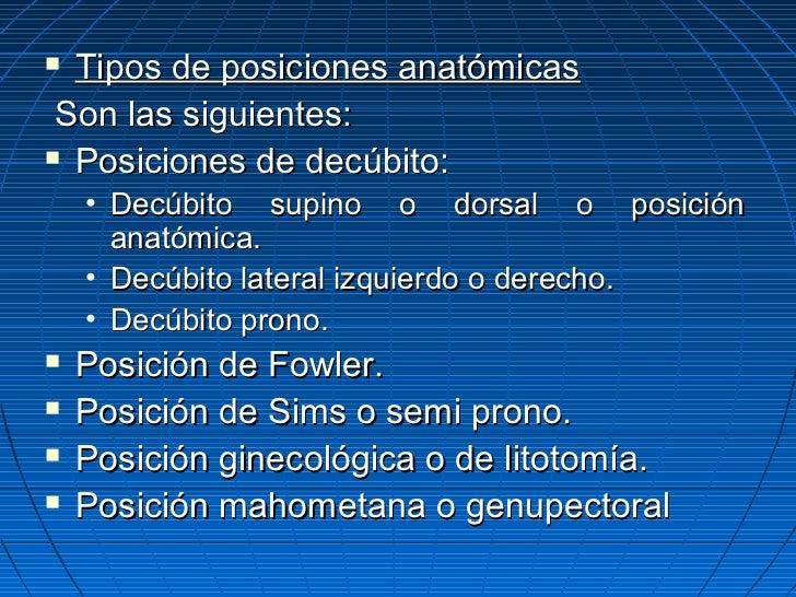 Tinas De Baño Para Recien Nacidos:tipos de posiciones anatómicas son las siguientes posiciones de