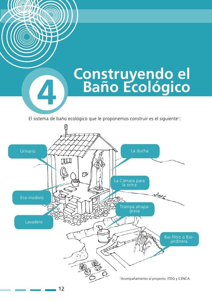 Diseno De Baño Rural:Baños ecologicos