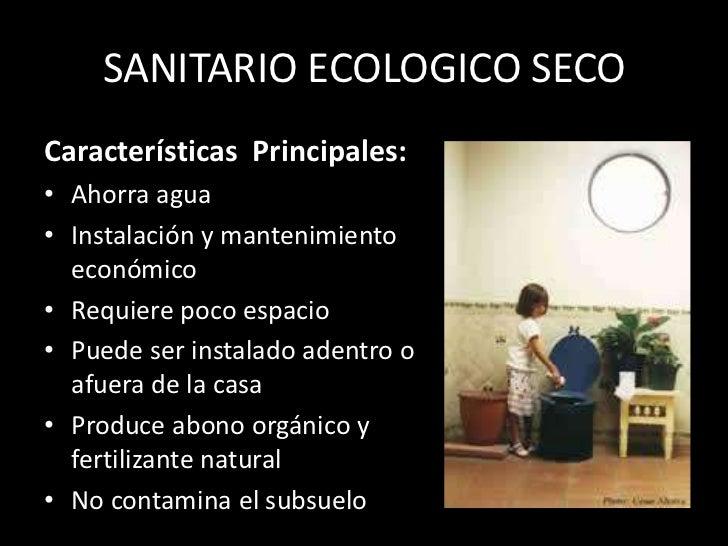 Diseno De Baño Ecologico Seco:Baño seco power point