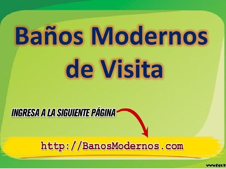 Baños Visita Modernos:mail J'aime Aimé × Télécharger Contenu privé Intégrer