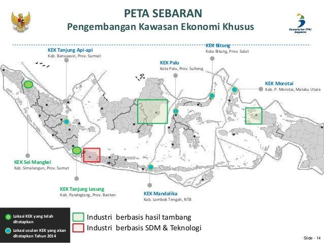 Infrastruktur Untuk Mendukung Pengembangan Kawasan Ekonomi Khusus (KEK) di Indonesia