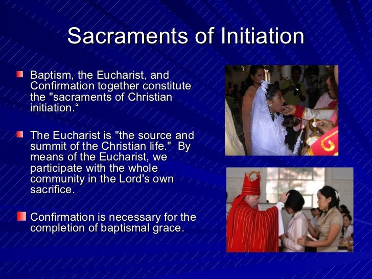 catholic sacraments essay Open document below is an essay on the seven sacraments from anti essays, your source for research papers, essays, and term paper examples.