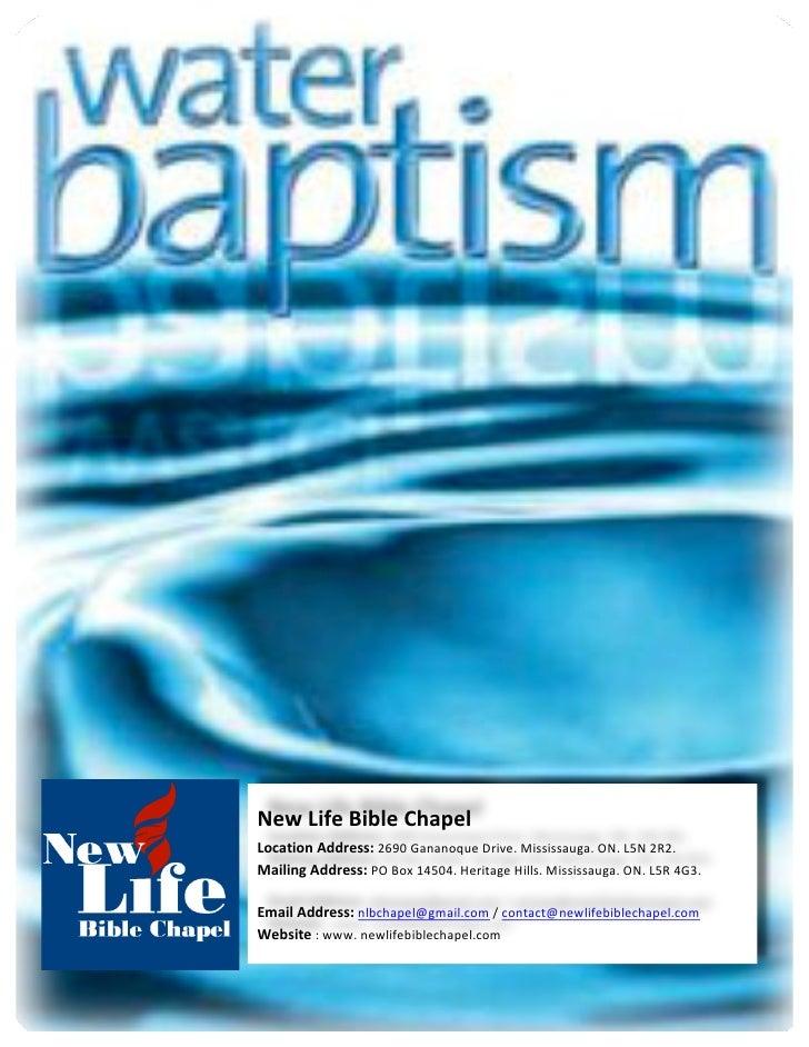 New  Life  Bible  C...