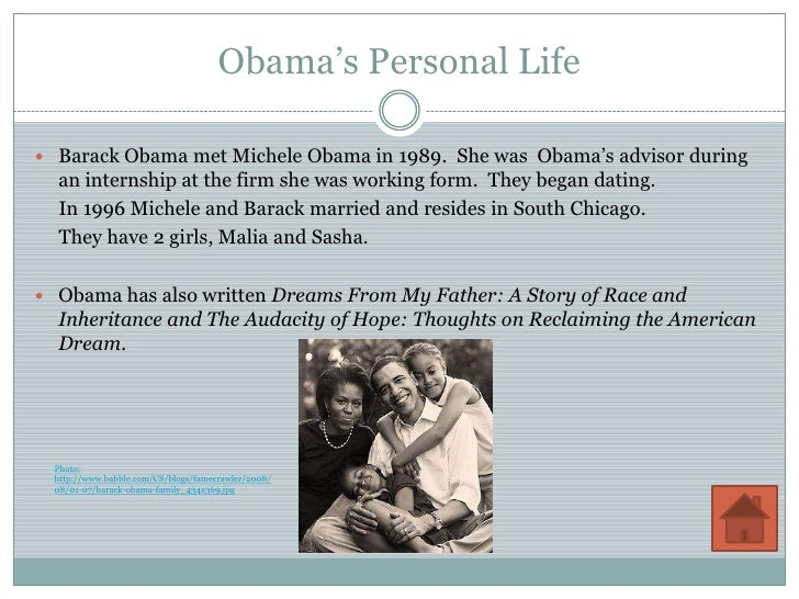 "Barack Obama, ""Dreams from My Father"" Essay - Free"