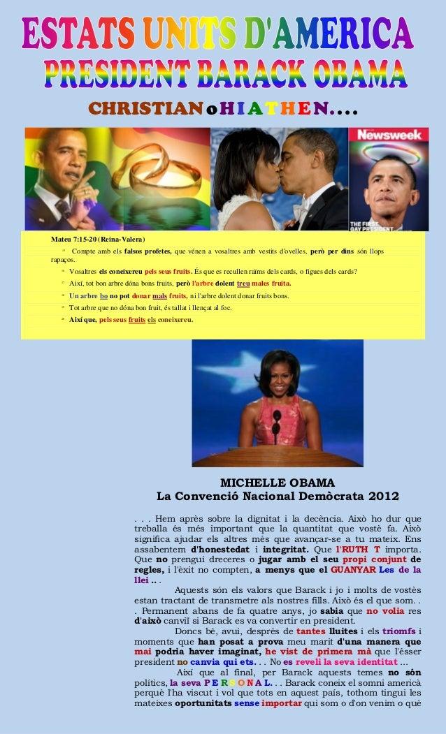 Barack obama   christian or heathen (catalan)