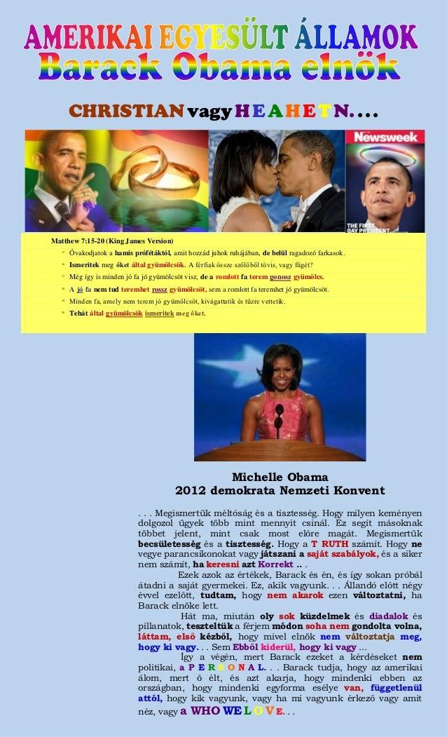 CHRISTIAN vagy H E A H E T N. . . .Matthew 7:15-20 (King James Version)  15       Óvakodjatok a hamis prófétáktól, amit ho...