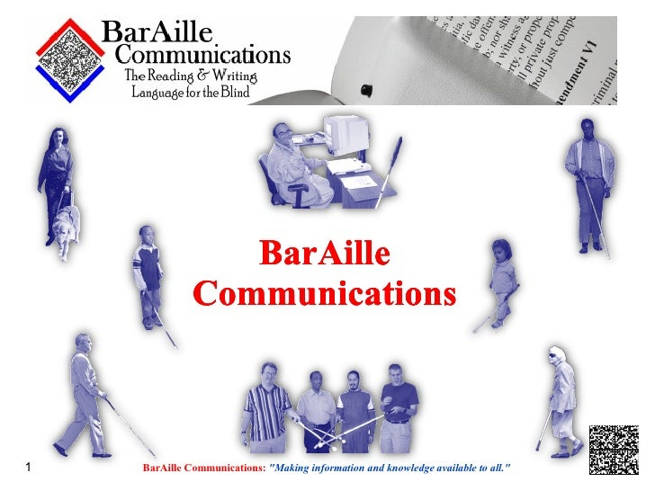 """BarAille Communications:   """"Making information and knowledge available to all."""" BarAille Communications BarAille..."""