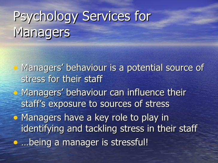 Problems with psychology
