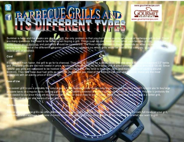 www.gourmetrecipe.com Summer is here and the steaks are ready to grill, the only problem is that you don't know exactly wh...