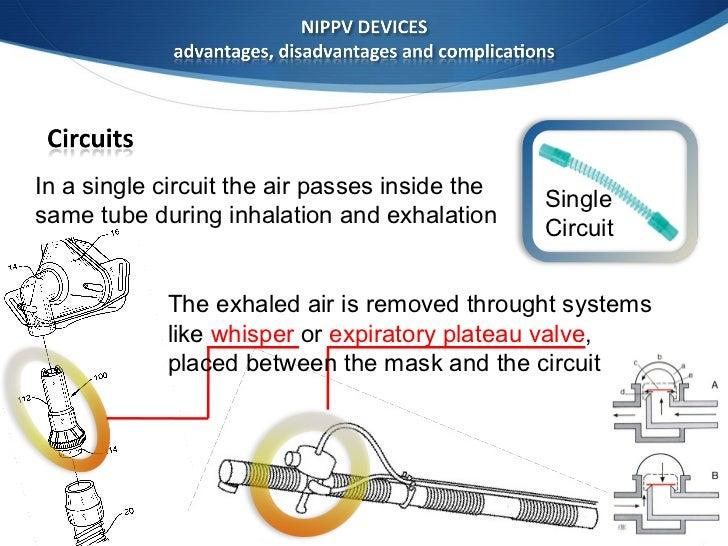 Expiratory Valve Ventilator And an Expiratory Valve