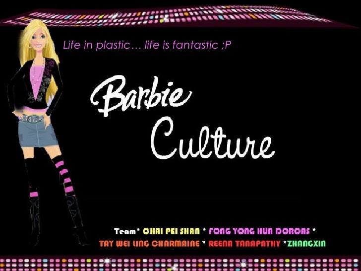 Barbie Culture Final