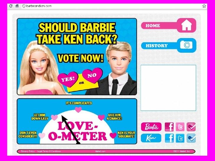 Barbie and ken