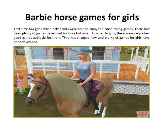 horse games login