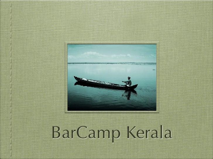 BarCamp Kerala