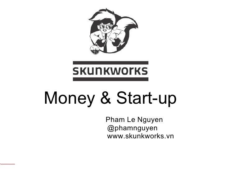 Money & Startups