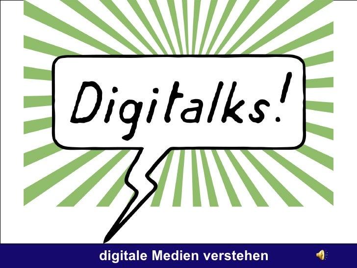 digitale Medien verstehen