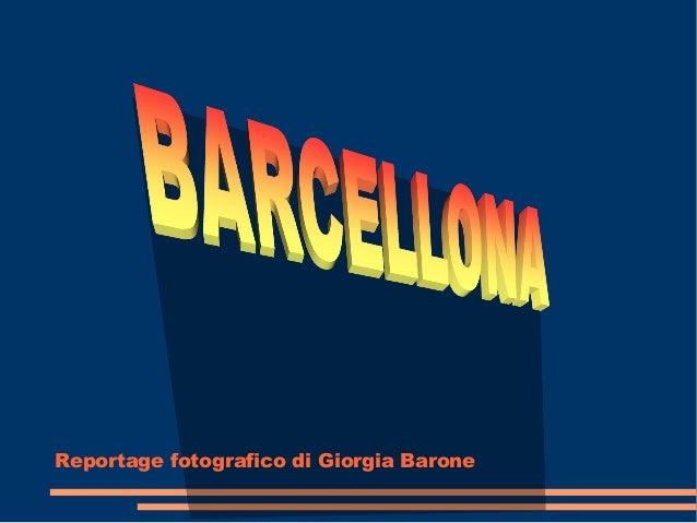 Reportage fotografico di Giorgia Barone