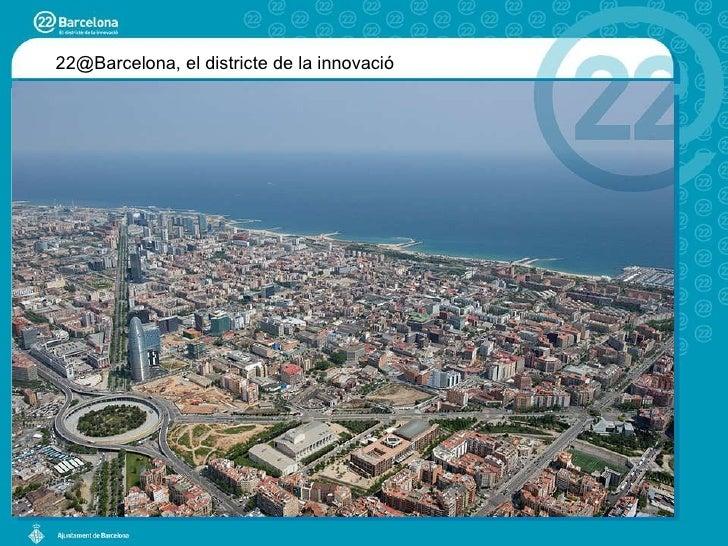 22@Barcelona, el districte de la innovació