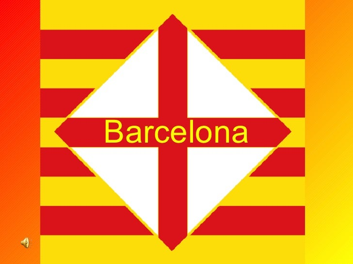 Barcelona presentacion
