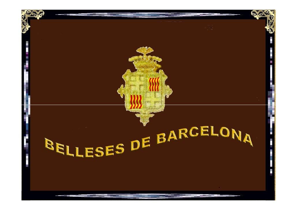 Barcelona segle XIX
