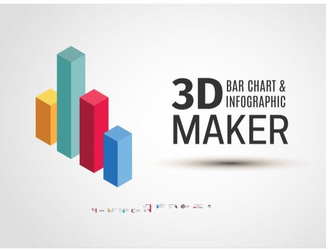 Template 3d bar chart maker for 3d diagram maker online
